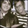 MCR: Gerard/Mikey - Kerrang! Xmas Scan