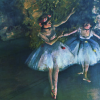 though she be but little, she is fierce: degas