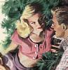 Lurid 1950s art