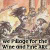 pillage art