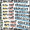 Not Obsessive