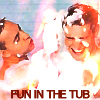 Mark: gay fun in the tub