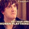 bb human plaything black books