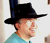 dave in hat