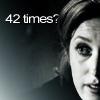 42 times