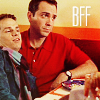 amanda: [qaf] BFF of Ted and Emmett