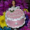 coquillage: Birthday cake Mal