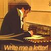 Mlle de Fer: Darcy write me a letter
