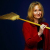 Joanne Kathleen Rowling: Sweeping out the rubbish.