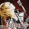 kiss the king
