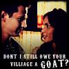 VM - goat