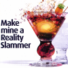 Not stirred-- Shaken!