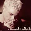 iadorespike: Spike Silence/cig by jadedicons