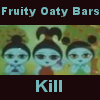 She Who, Like a Dragon, Mostly Hides in a Cave: Fruity Oaty Bars