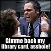 Goren!LibraryCard