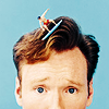 space oddity: conan's hair