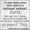 man rational animal