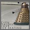 Skating Dalek