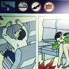Fight Club - plane