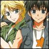 Wolfram and Yuuri