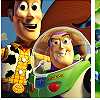 Woody & Buzz. Gordo's favorite movie.