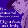 Elegant Waste