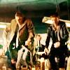 Life on Mars (Gene & Sam Leap over Desks