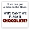 Email chocolate