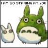 I am so staring at you