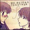Furuba - Kyou/Tohru - belong together