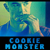 Spike - Cookie Monster