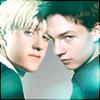Draco Malefoy: blaise&draco - tandem de choc