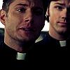 """SN ۶ Dean&Sammy """" Priests? """""""
