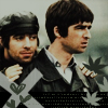The breakdown: a pleasing phenomenon.: Liam and Noel :D