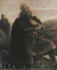 Kneeling Viking