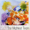 mightiest team - Lina & Gourry