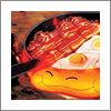 Ghibli Eggs and Bacon Calcifur