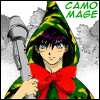 Camo Mage (Sousuke from FMP)