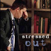 Jeff: stressed out - bones