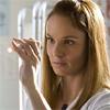 liayso: Sara holding the flashlight