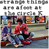 Live Brave: Bill Ted - Strange things afoot - _sunfl