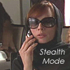 Shit: julie stealth mode