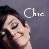 Min: Audrey/Chic