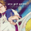 Sharon: TP Tezuka You Got Game