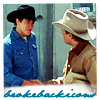 Brokeback Mountain Icons