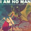 Elanor Gamgee: I am no Man