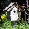 bird house from acadia