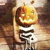*Daz-Pumpkin Head