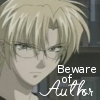 angry author