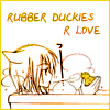 Animals - Rubber duckies